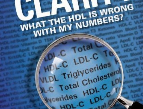 Cholesterol Clarity Delivers Another 1-2 Punch to the Cholesterol Myth