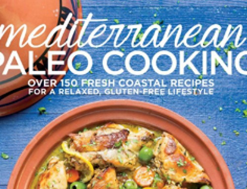 Save the Date! Mediterranean Paleo Cook Book Signing!